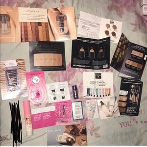 Makeup bundle featuring too Faced products